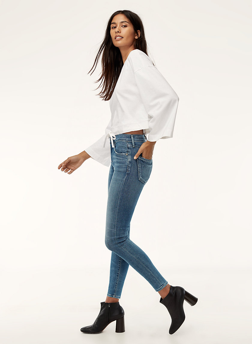Citizens of Humanity ROCKET CROP AURA | Aritzia