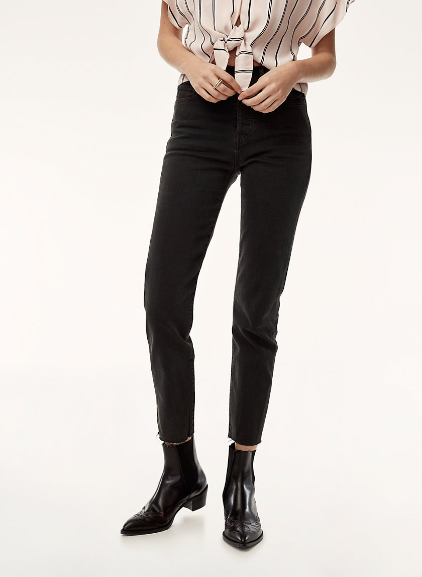 Levi's WEDGIE ICON MIDNIGHT | Aritzia