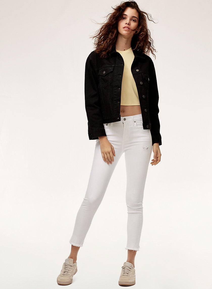 Citizens of Humanity ROCKET CROP BLINK | Aritzia