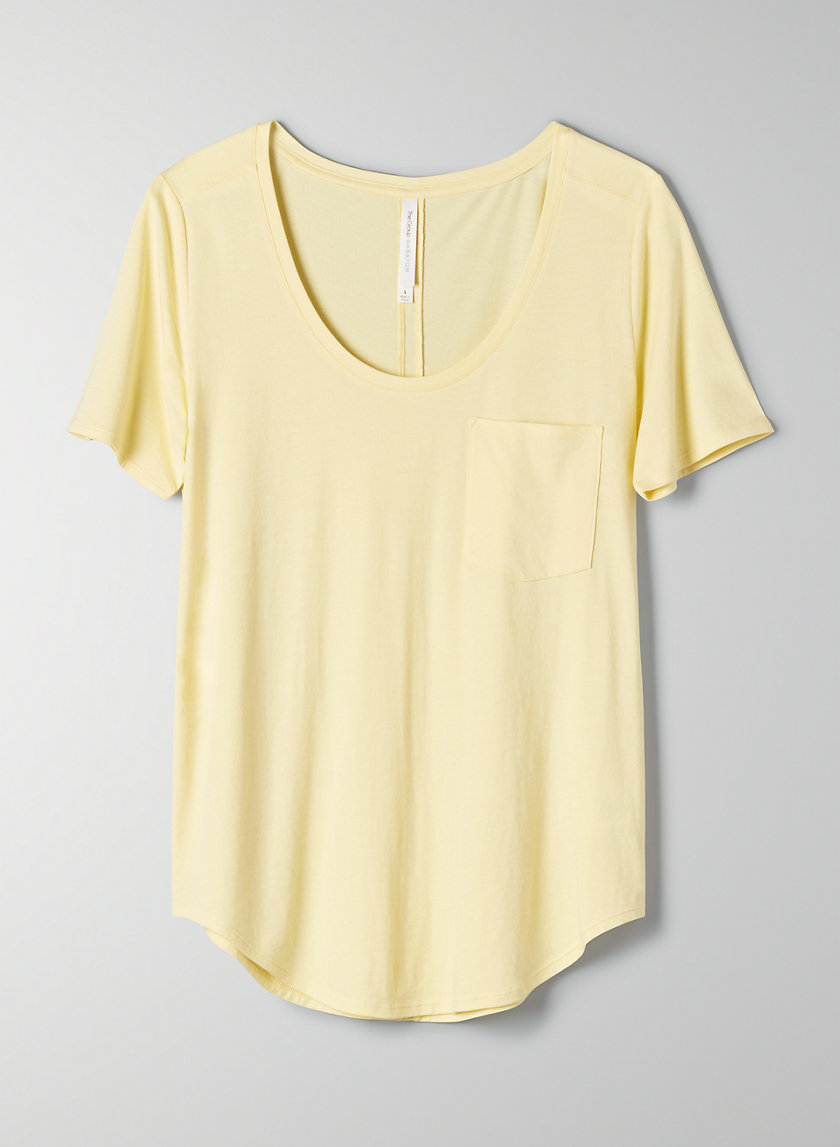 SAMI T-SHIRT - Scoop-neck t-shirt