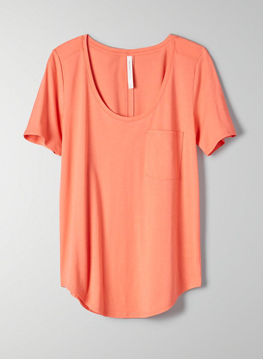 SAMI T-SHIRT - Scoop-neck t-shirt