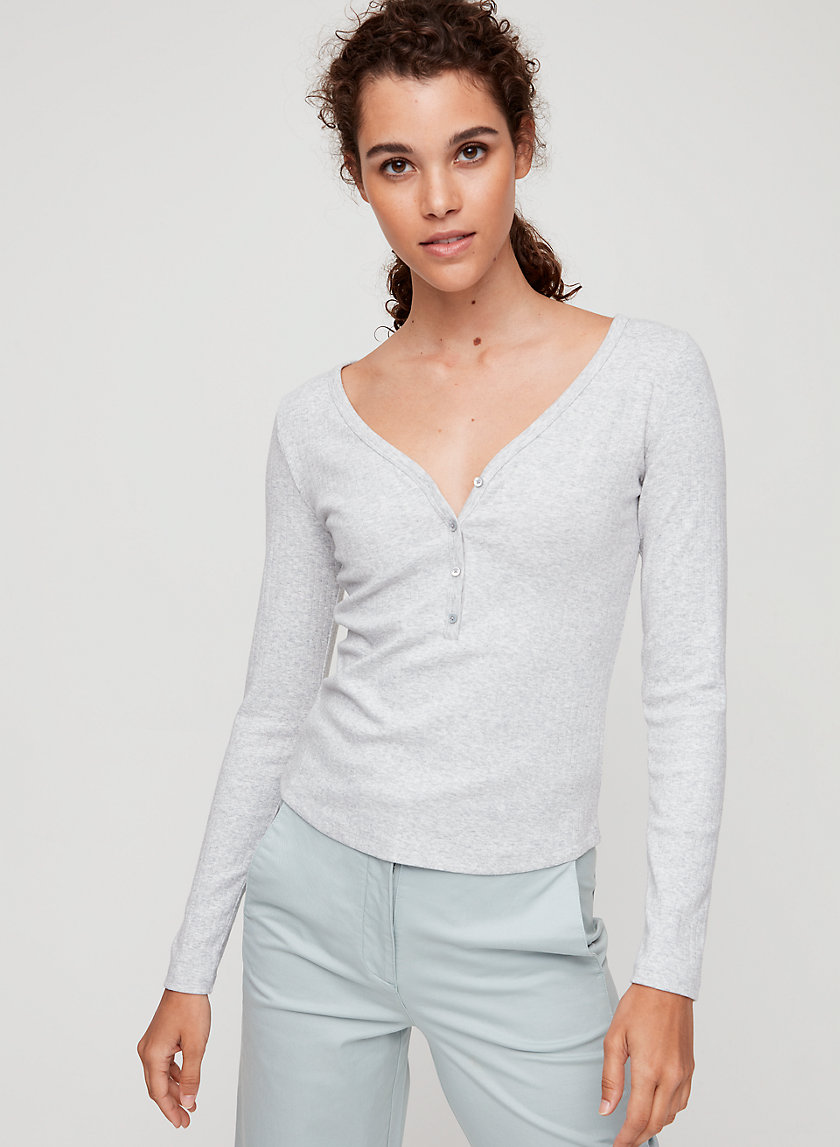 The Group by Babaton KERRY LONGSLEEVE | Aritzia