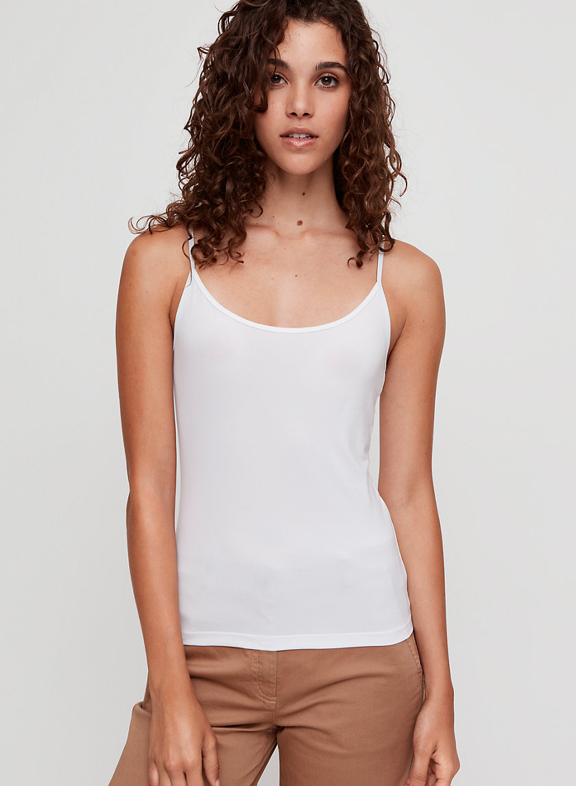 COOLUXE CAMISOLE - Scoop-neck tank top