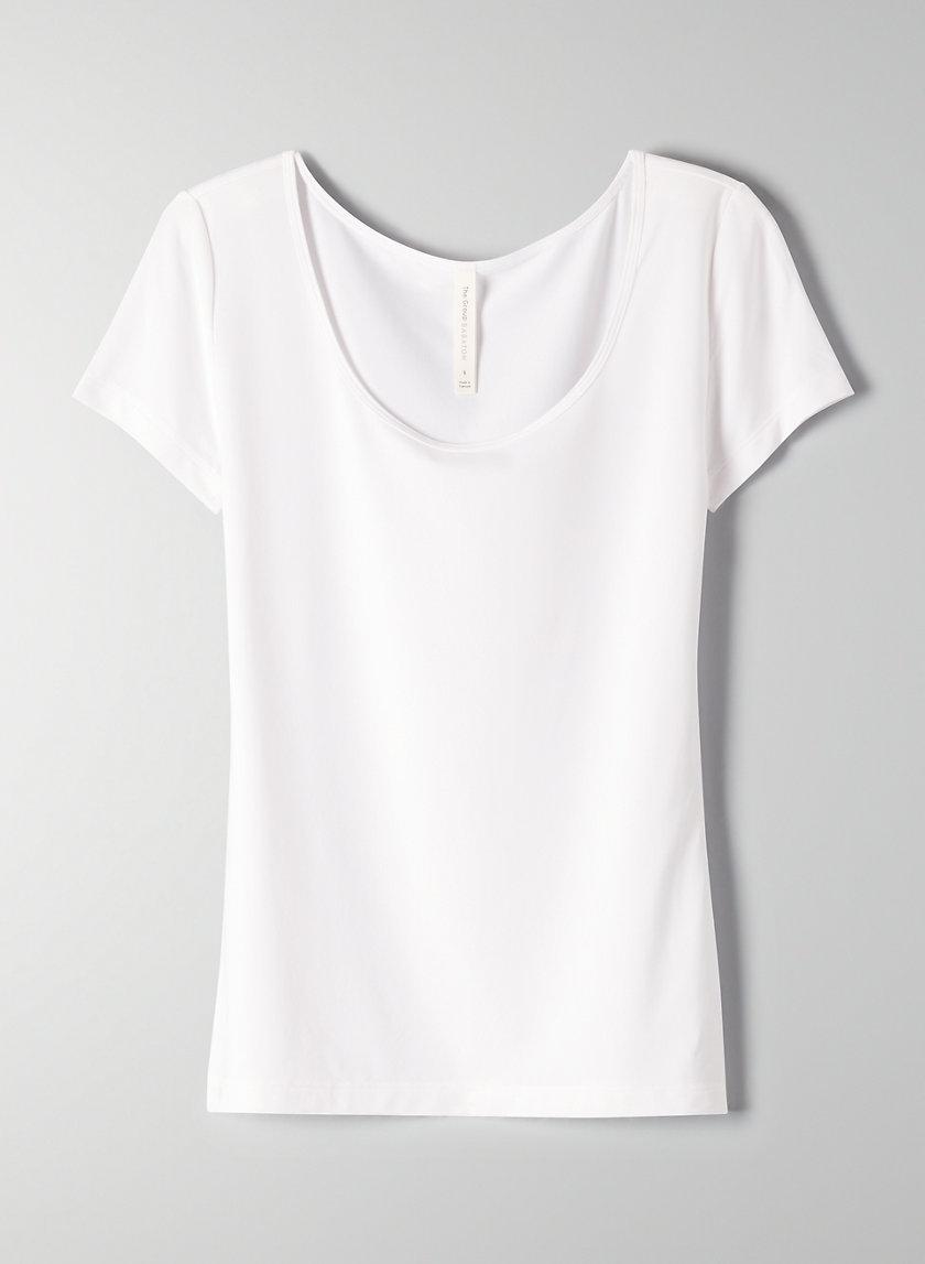 COOLUXE T-SHIRT - Scoop-neck t-shirt