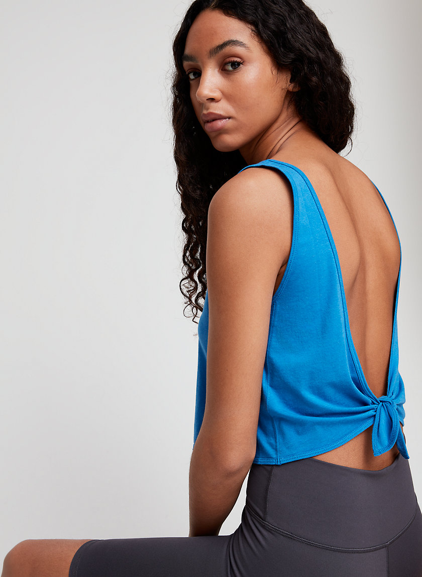 The Group by Babaton ALY TANK | Aritzia