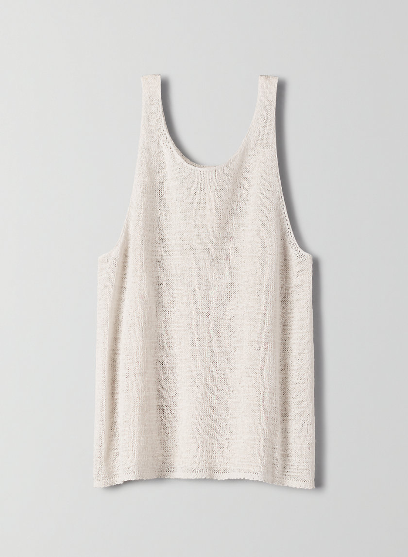 The Group by Babaton EUGENIE KNIT TOP   Aritzia