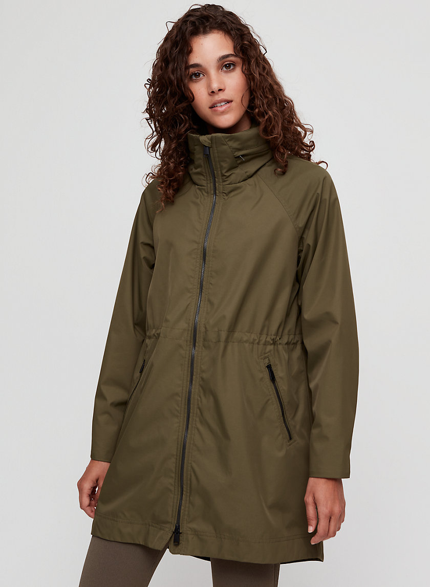 The Group by Babaton RAINDROP JACKET | Aritzia