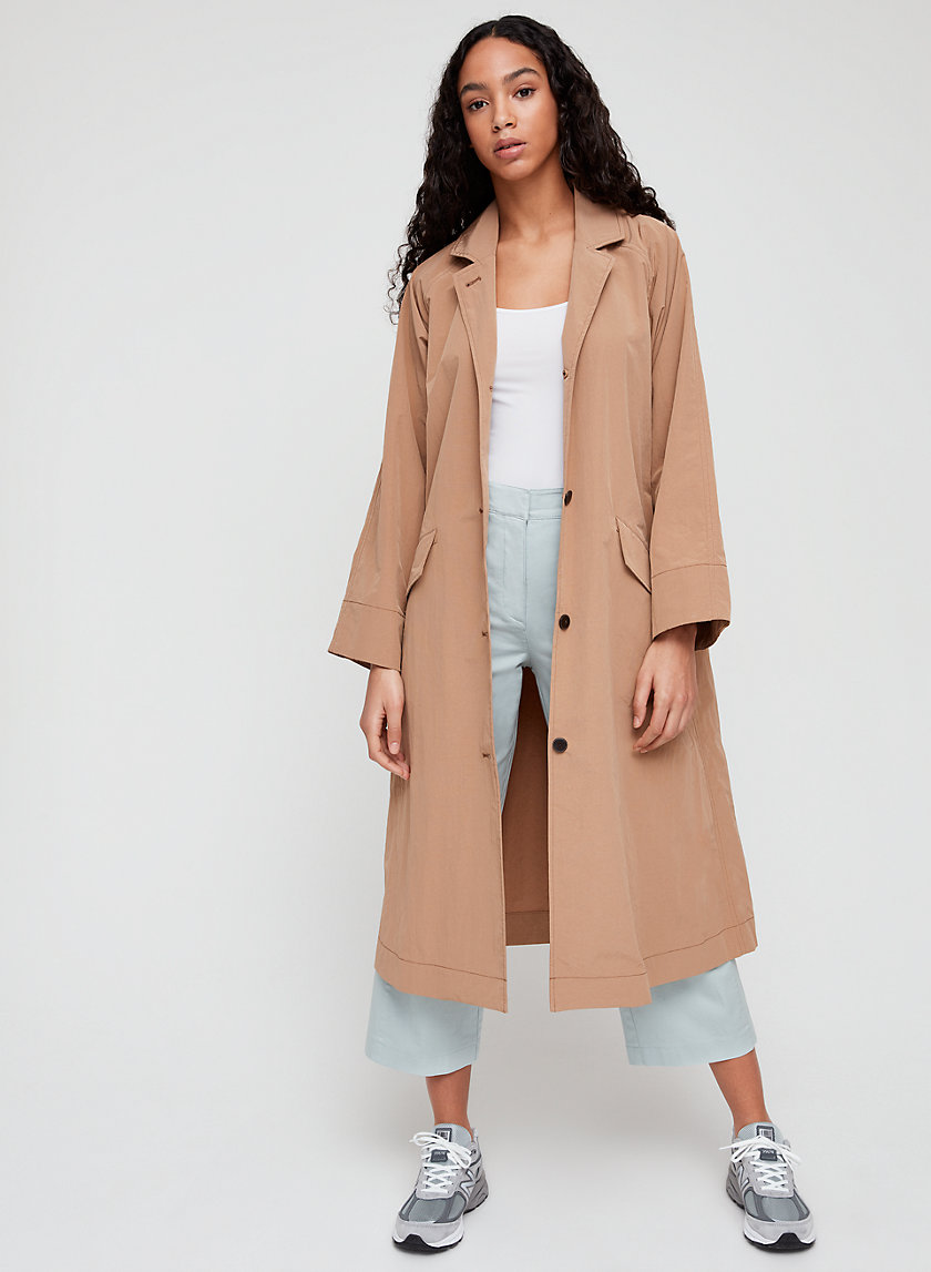 The Group by Babaton SKYLAR TRENCH COAT | Aritzia