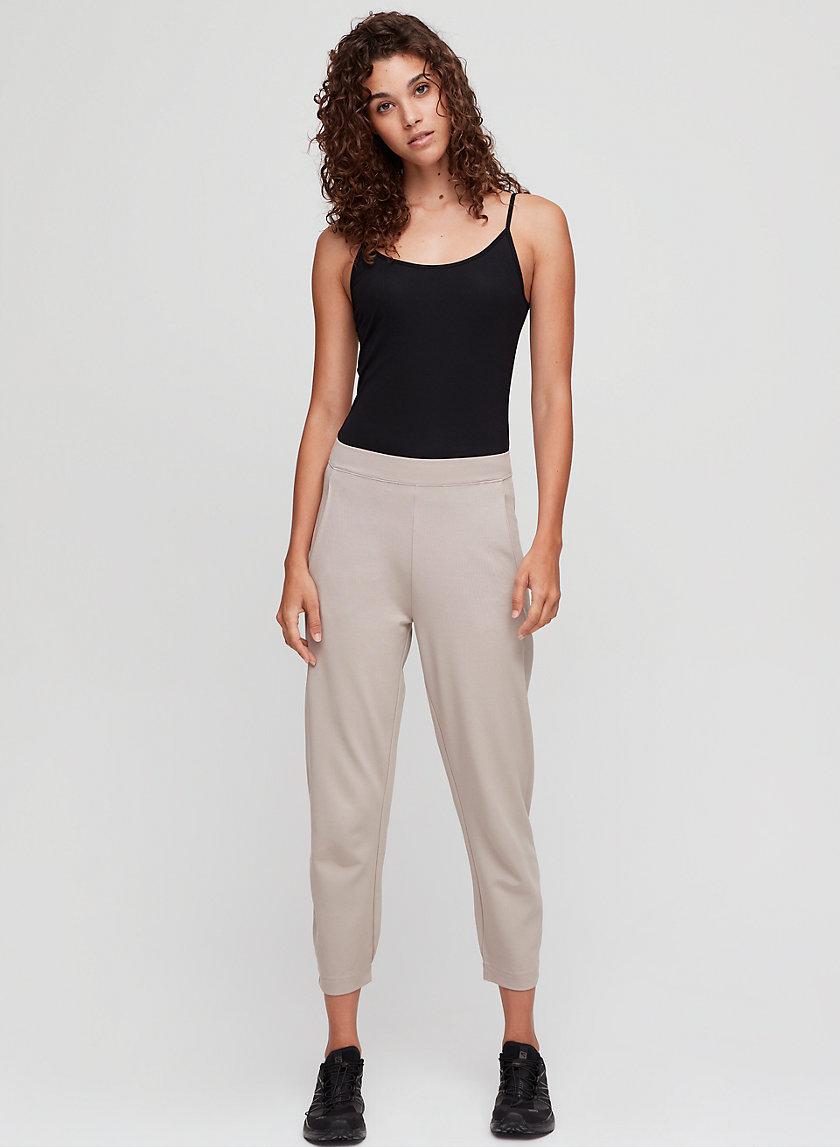 KITT PANT - Slim, knit jogger