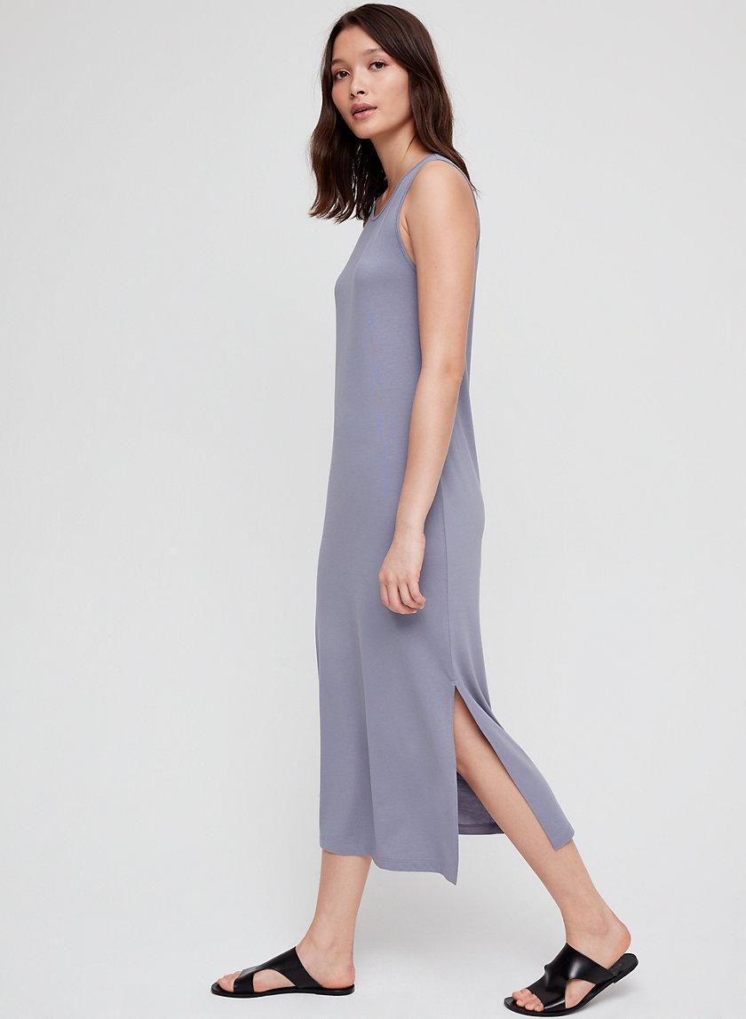 EVELINA DRESS - Maxi tank dress