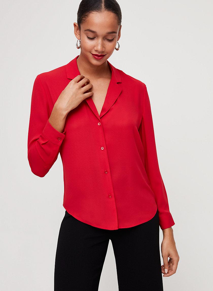 FARRELL BLOUSE - Button-down blouse