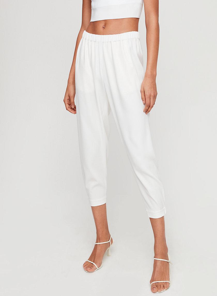 DEXTER PANT - Women's tuxedo pants