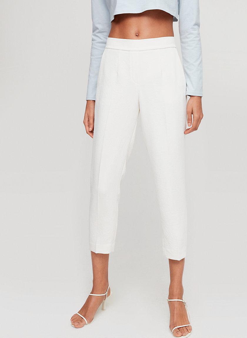CONAN PANT - Cropped dress pant