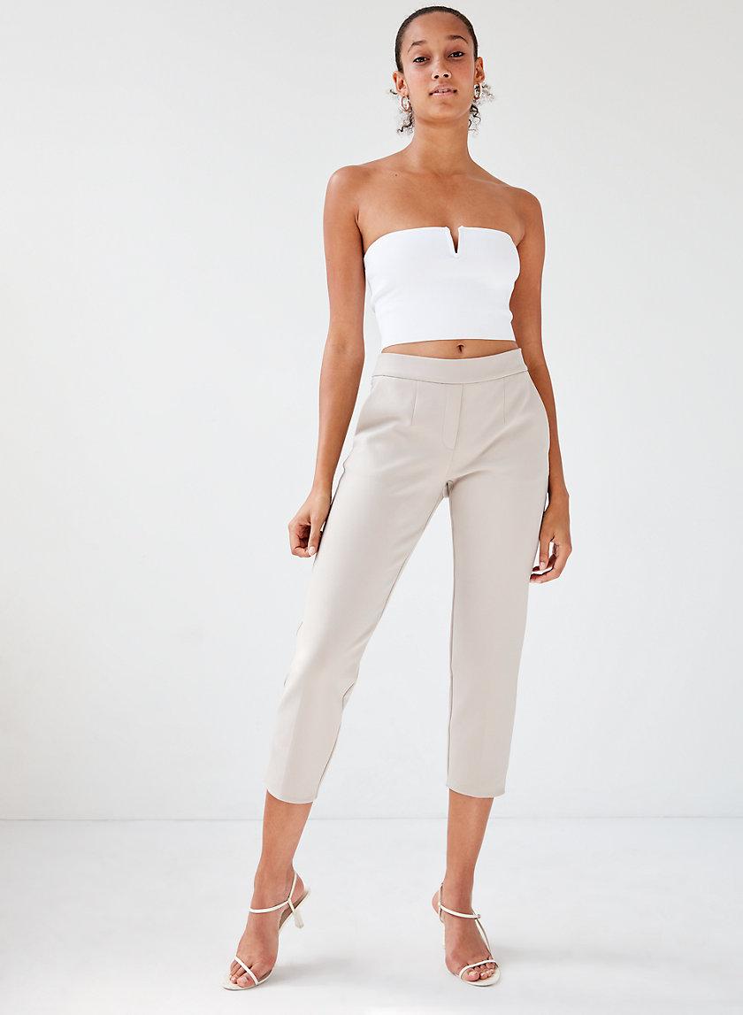 CONAN PANT - Cropped trouser pants