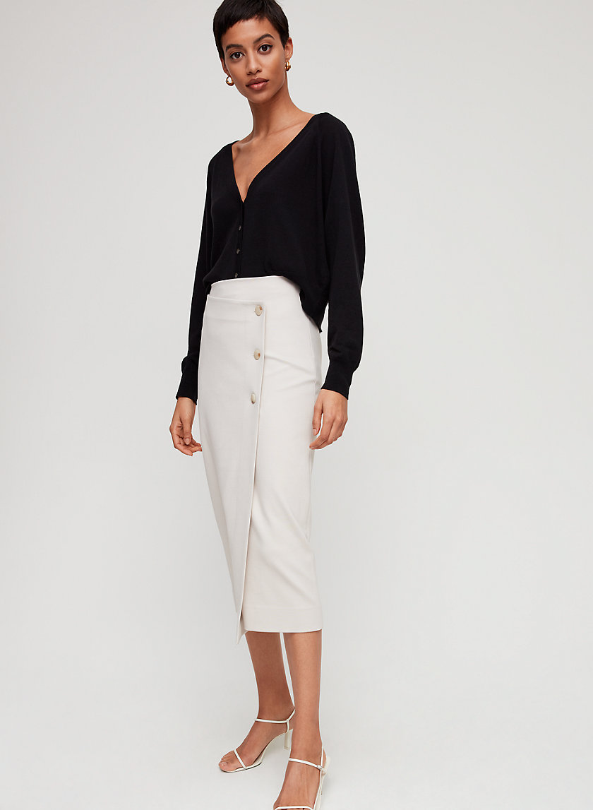 Babaton BILLY SKIRT | Aritzia