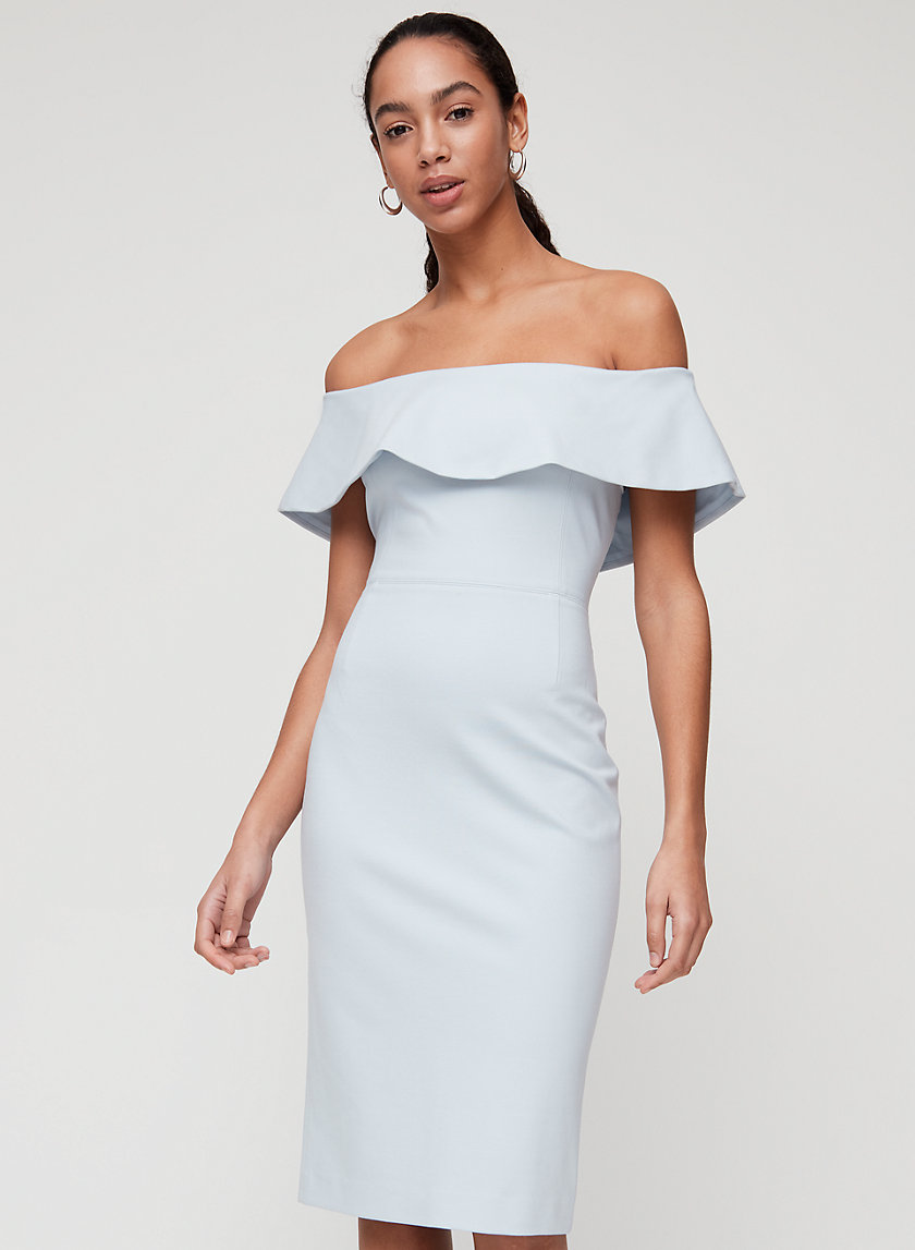 Babaton RUSLAN DRESS | Aritzia