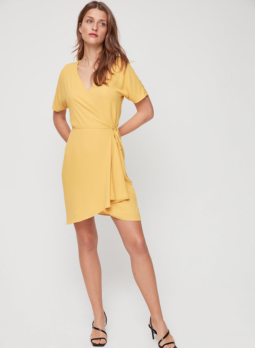 Babaton WALLACE DRESS | Aritzia
