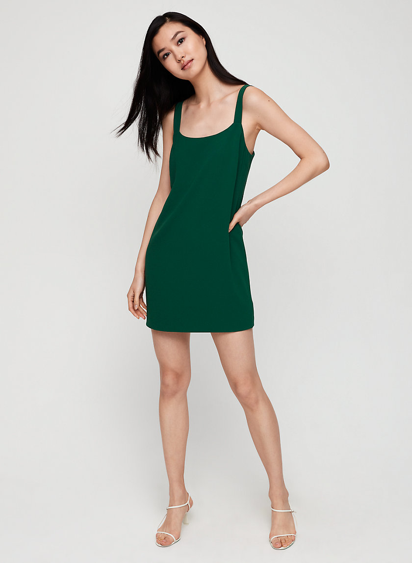MARVIN  DRESS - Classic slip dress