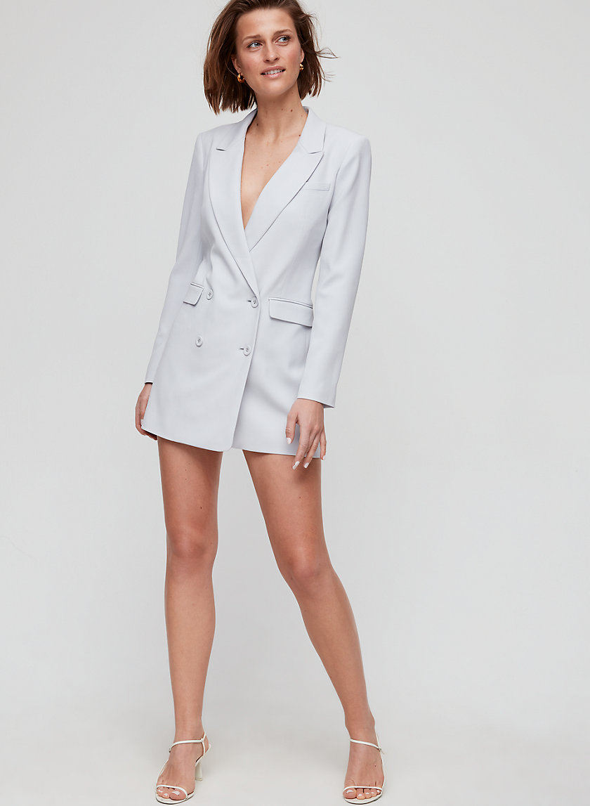 AMELL BLAZER DRESS - Double-breasted blazer dress