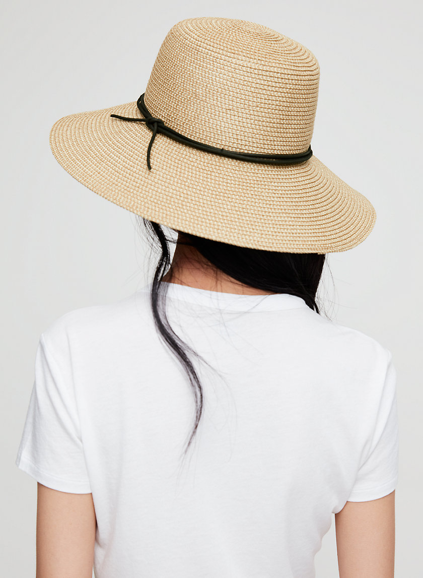 EAU CLAIRE HAT - Packable floppy hat