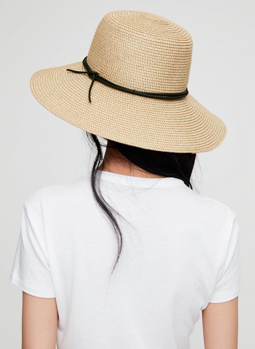Main Character EAU CLAIRE HAT | Aritzia