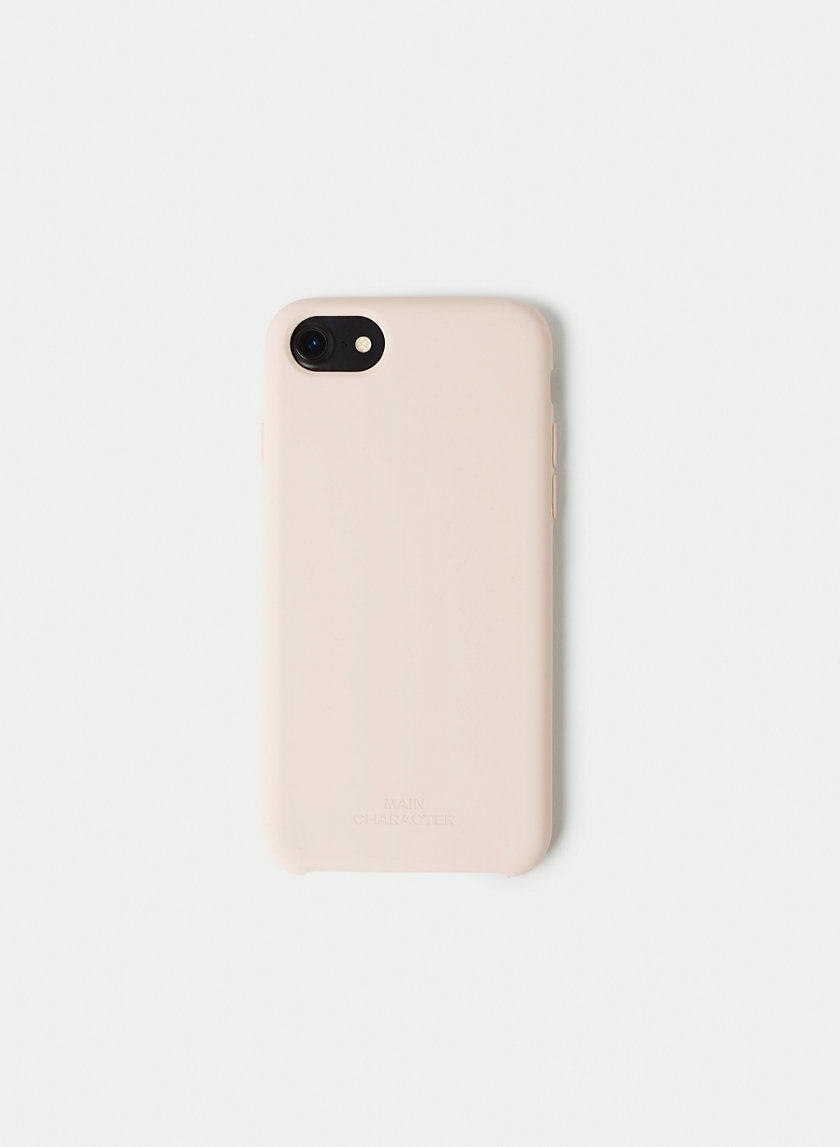 Main Character SILICONE IPHONE CASE | Aritzia