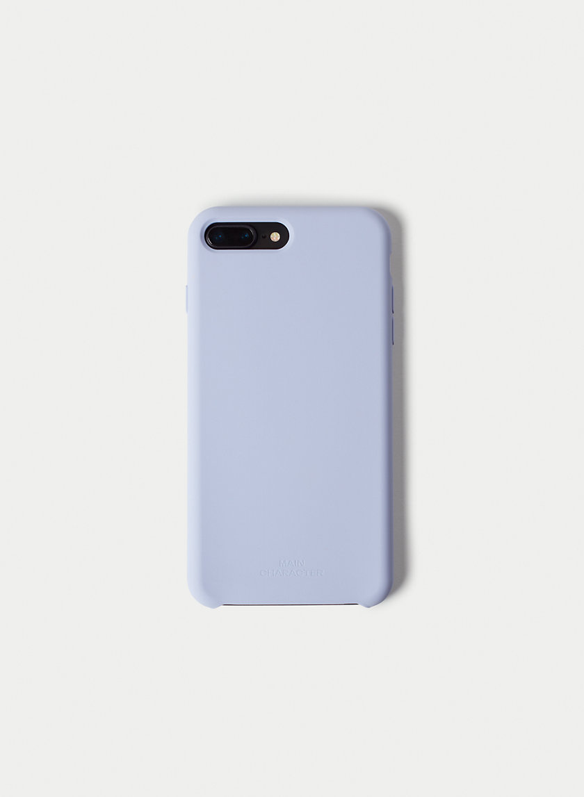 IPHONE PLUS CASE - Silicone iPhone case