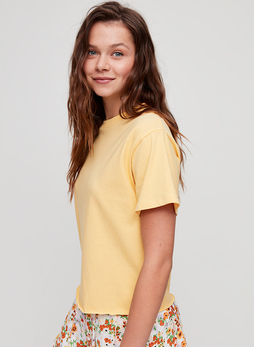 Sunday Best LORELAI T-SHIRT | Aritzia