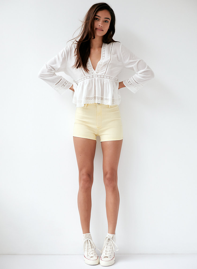 Sunday Best MOLLY SHORTY SHORT | Aritzia