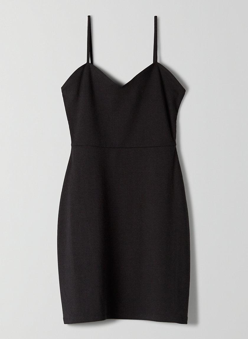 ADDY DRESS - Tank bodycon mini dress