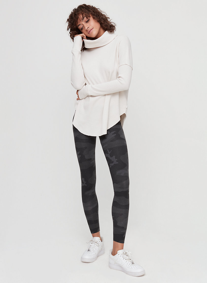 Tna THERMAL COWL-NECK | Aritzia