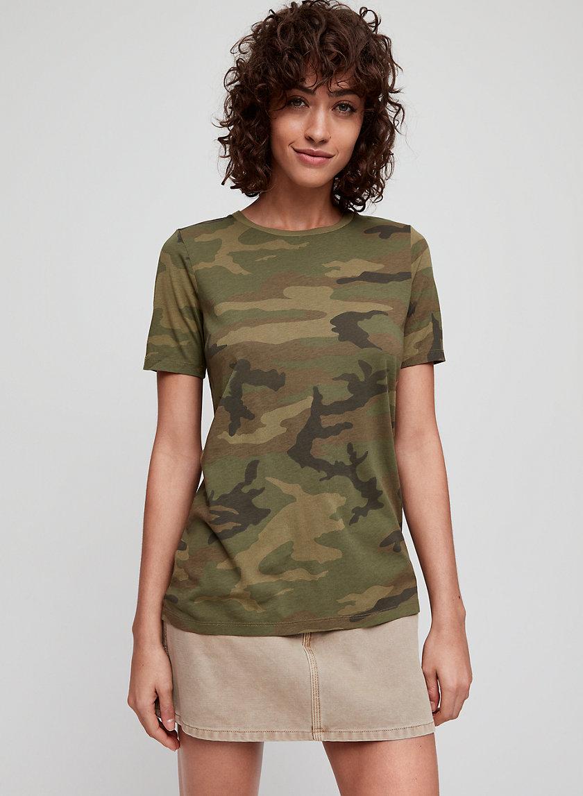 MAGEE T-SHIRT - Classic, camo t-shirt