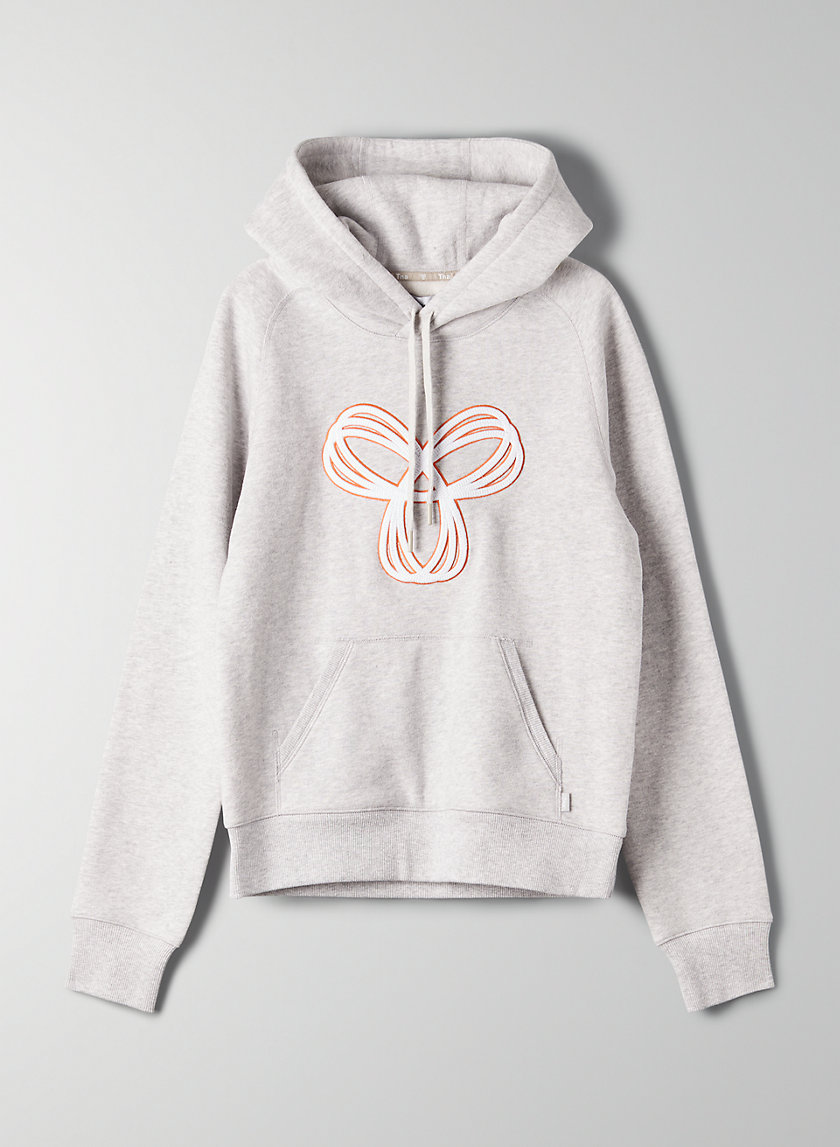BALTIC HOODIE - Embroidered, pullover hoodie