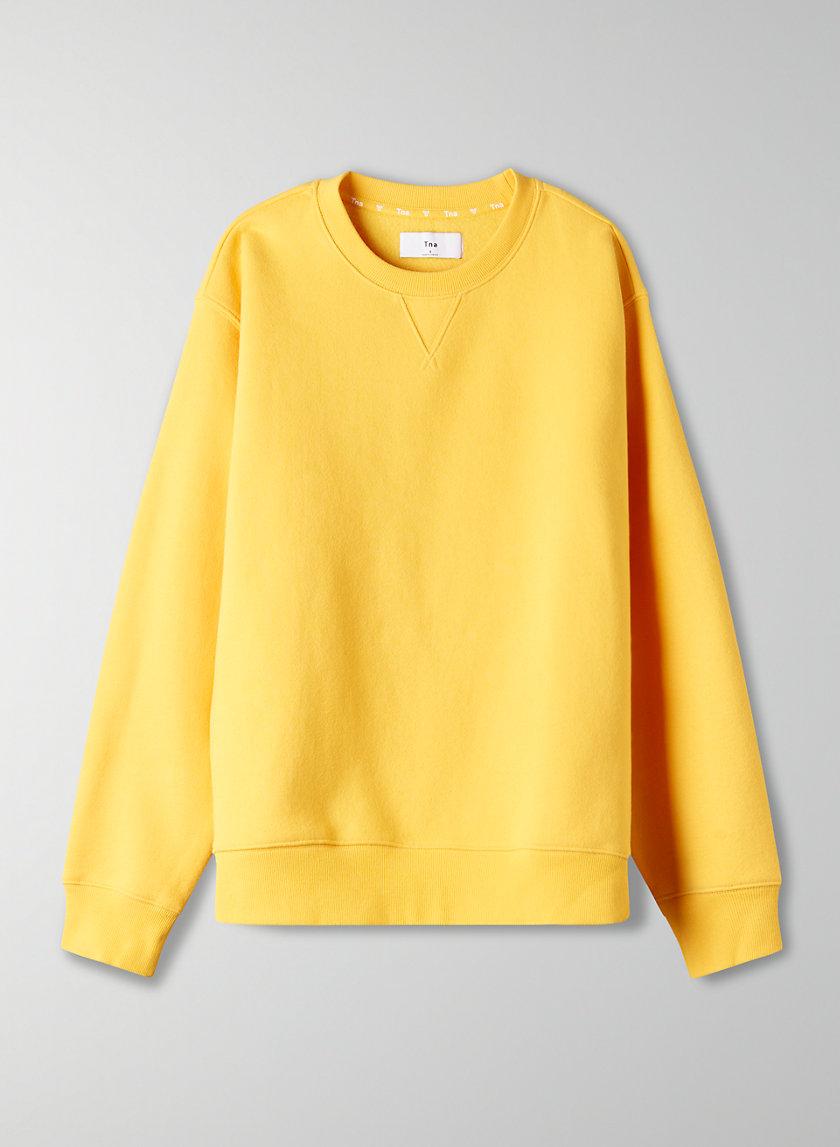 THE PERFECT CREW - Classic crewneck sweatshirt