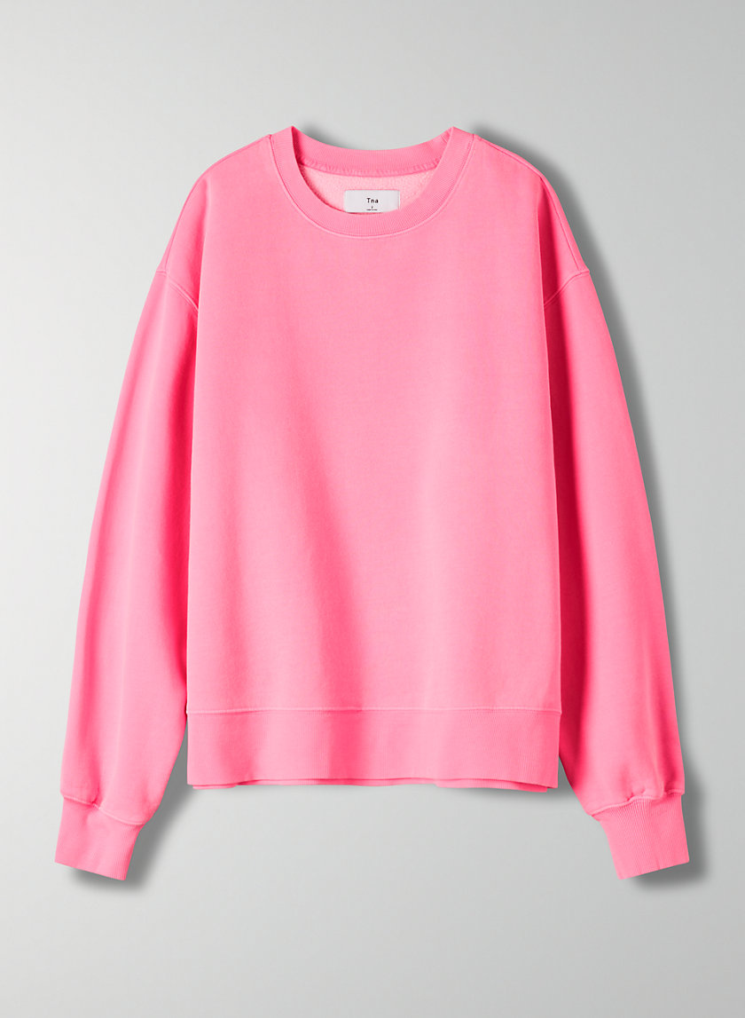 THE OVERSIZED CREW - Oversized crewneck sweatshirt