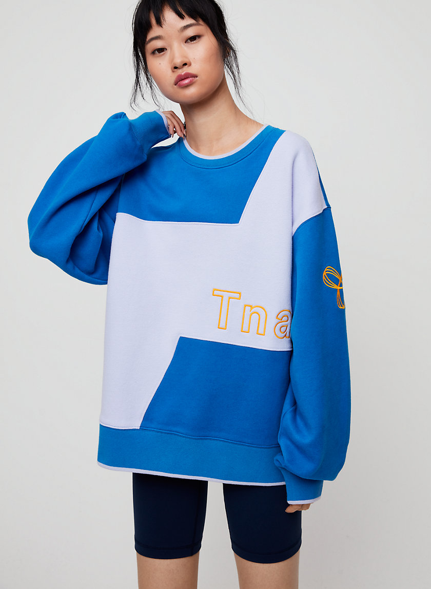 THE OVERSIZED CREW - Sweatshirt