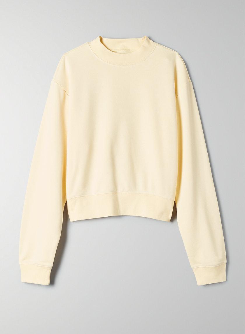 CARAL LIGHT SWEATSHIRT - Lightweight crewneck sweatshirt