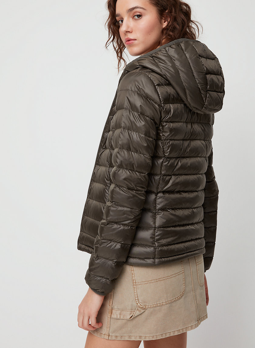 BOTANIE PUFFER - Packable, Goose-Down Puffer Jacket