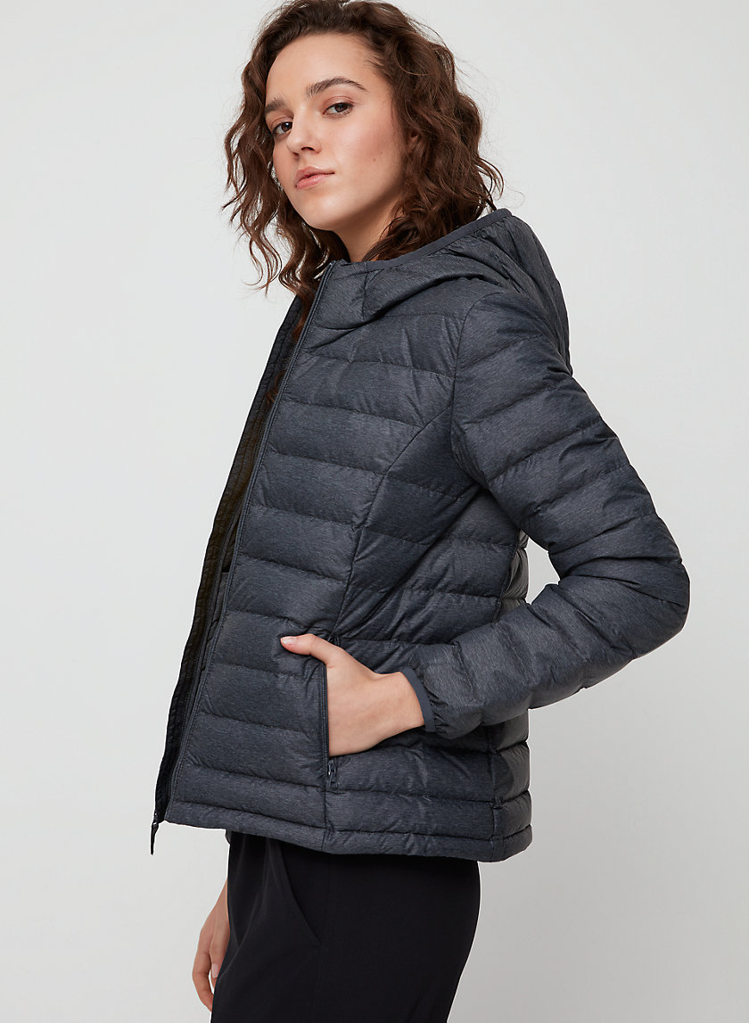 BOTANIE PUFFER - Slim-fit, goose-down puffer jacket
