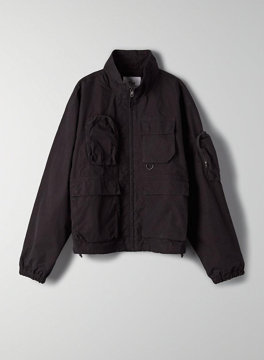 OVERLOAD CARGO JACKET - Canvas utility jacket