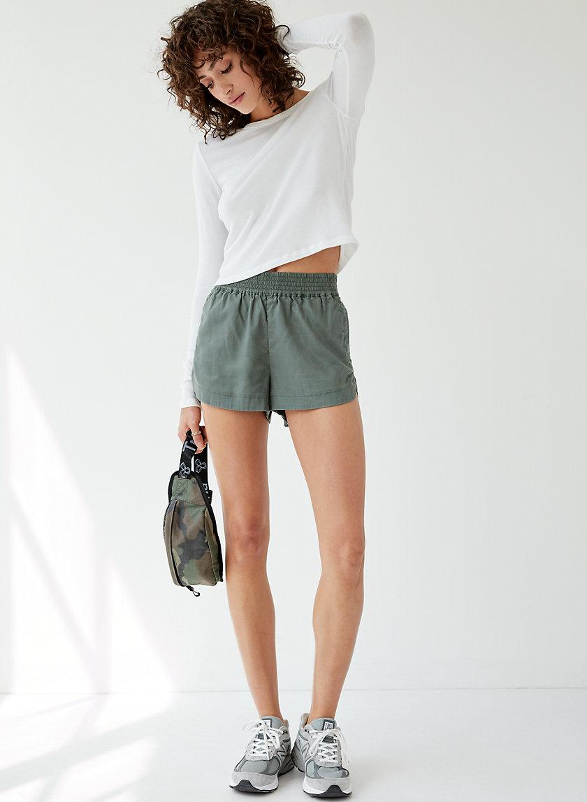 TROPE SHORT - Lightweight, elastic-waist shorts