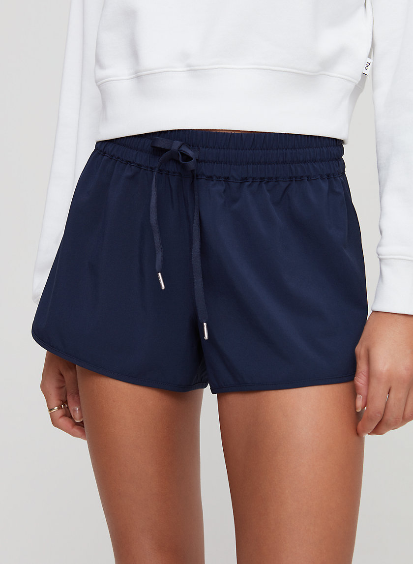 ALAYLI RUNNING SHORT - Lightweight workout shorts