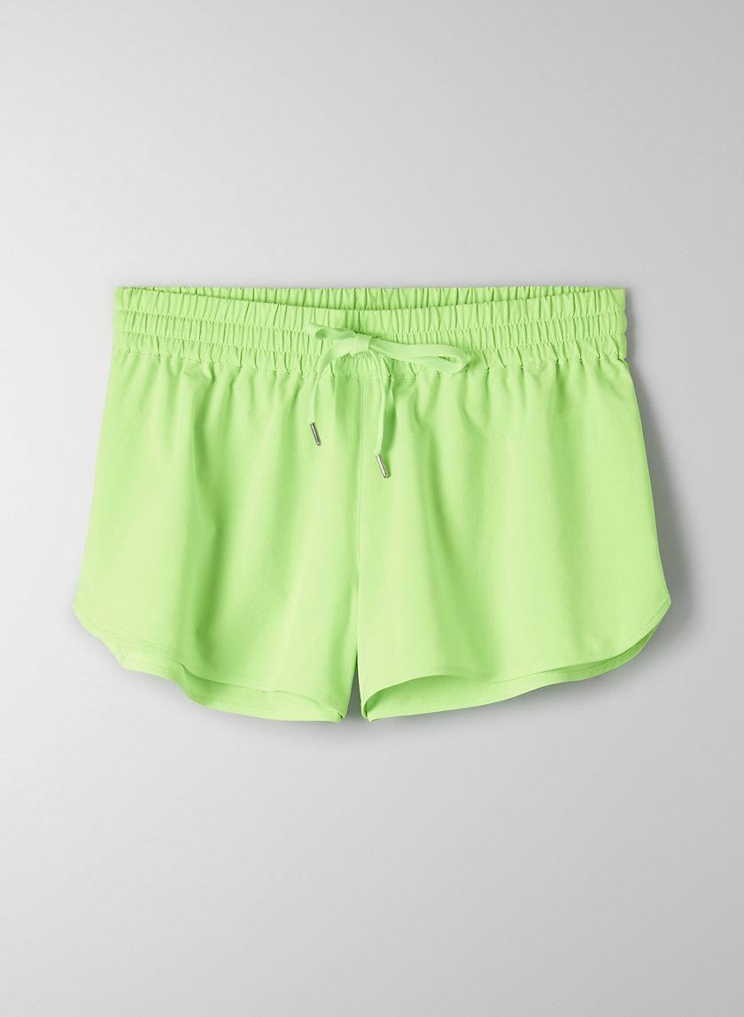 ALAYLI RUNNING SHORT - Lightweight workout shorts