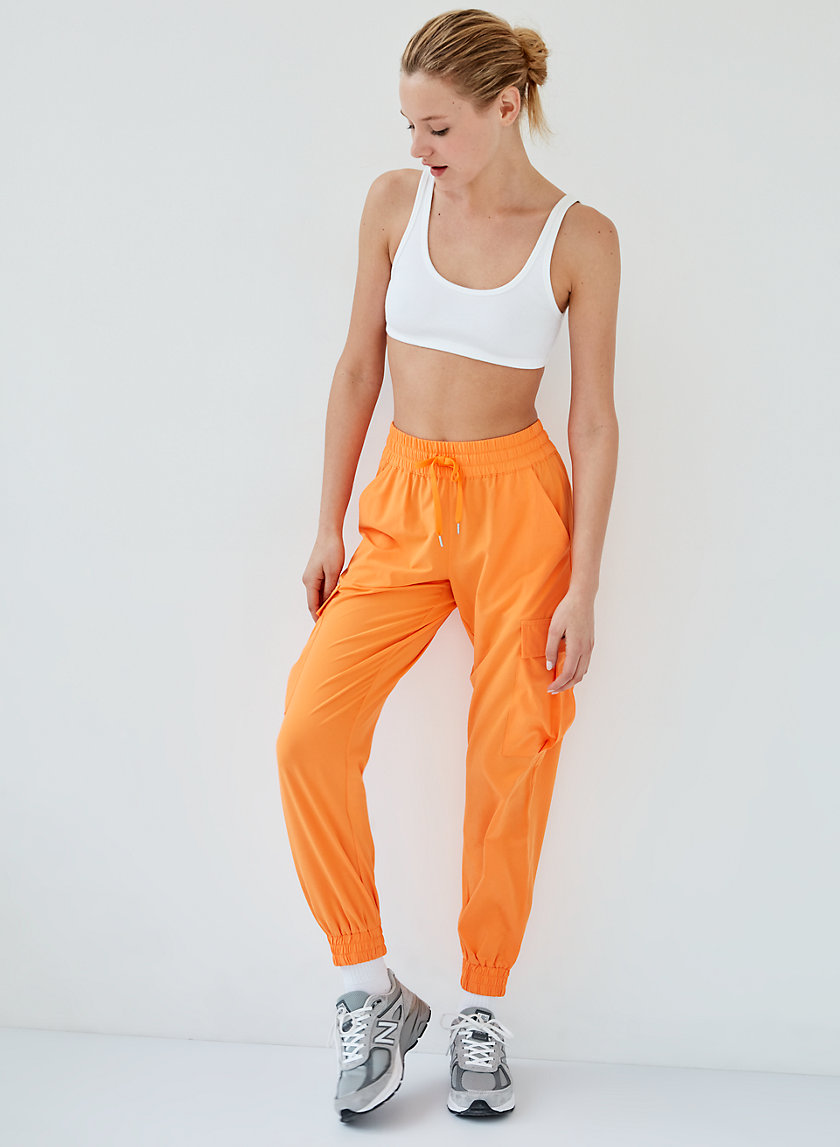 MALONE PANT - Relaxed cargo joggers