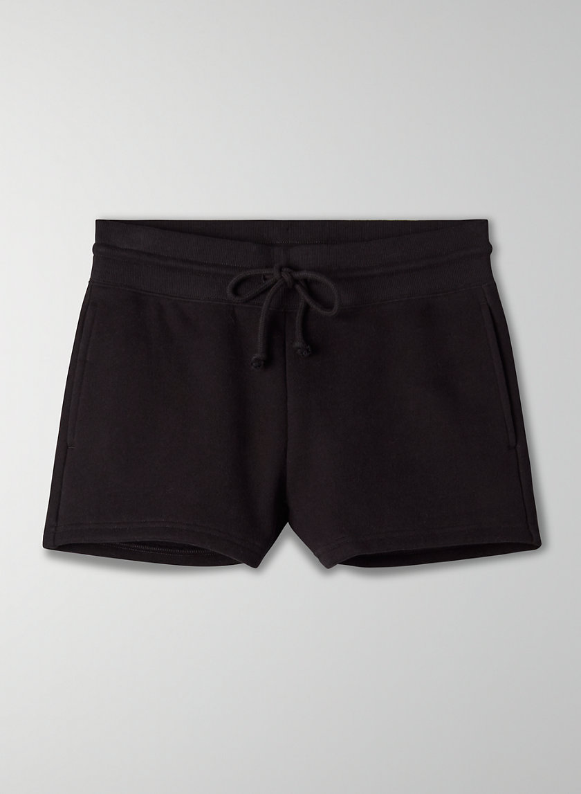 PERFECT JOGGER SHORT - Soft, fleece shorts