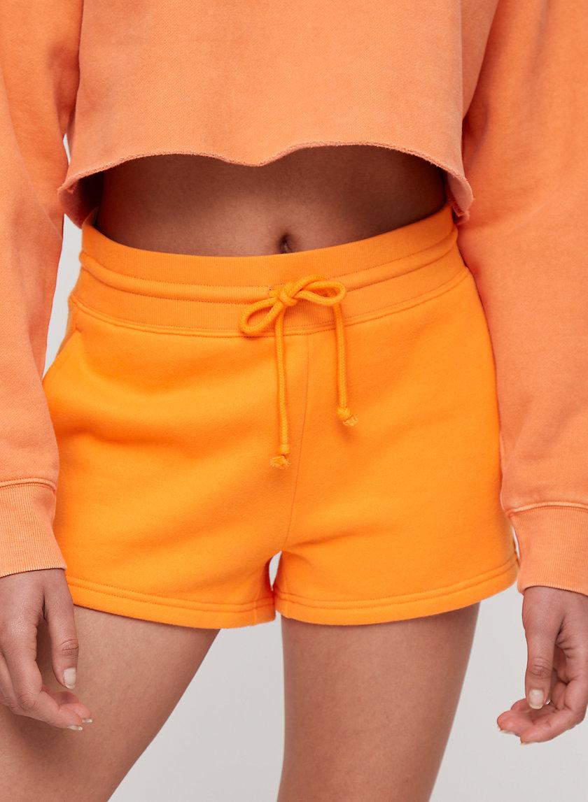 PERFECT JOGGER SHORT - Soft, fleece shorts