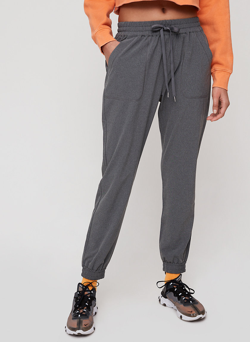 PERRIDON PANT - Lightweight, slim-fit joggers