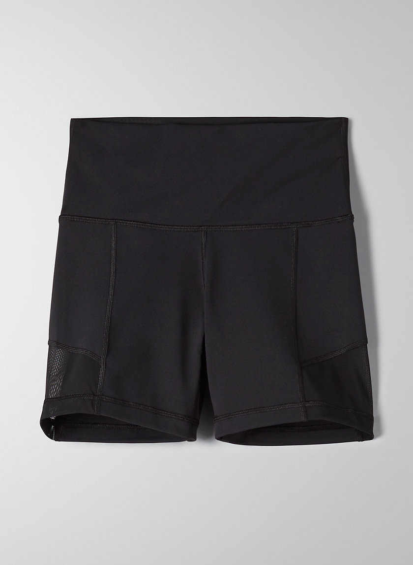 ATMOSPHERE SHORT 5'' - High-waisted bike shorts