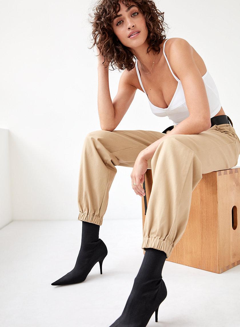 CARGO PANT - Utility-style cargo pant
