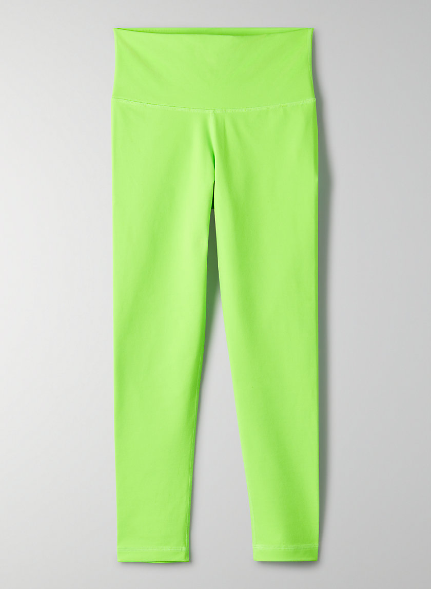 ATMOSPHERE CROP - Cropped, high-waisted legging